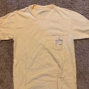 Boys Guy Harvey T shirt size 14/16 Yellow